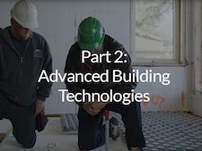 Gord Cooke's Net Zero Cottage Design, Part 2: Advanced Building Technologies