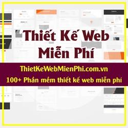 ThietKeWebMienPhiComvn