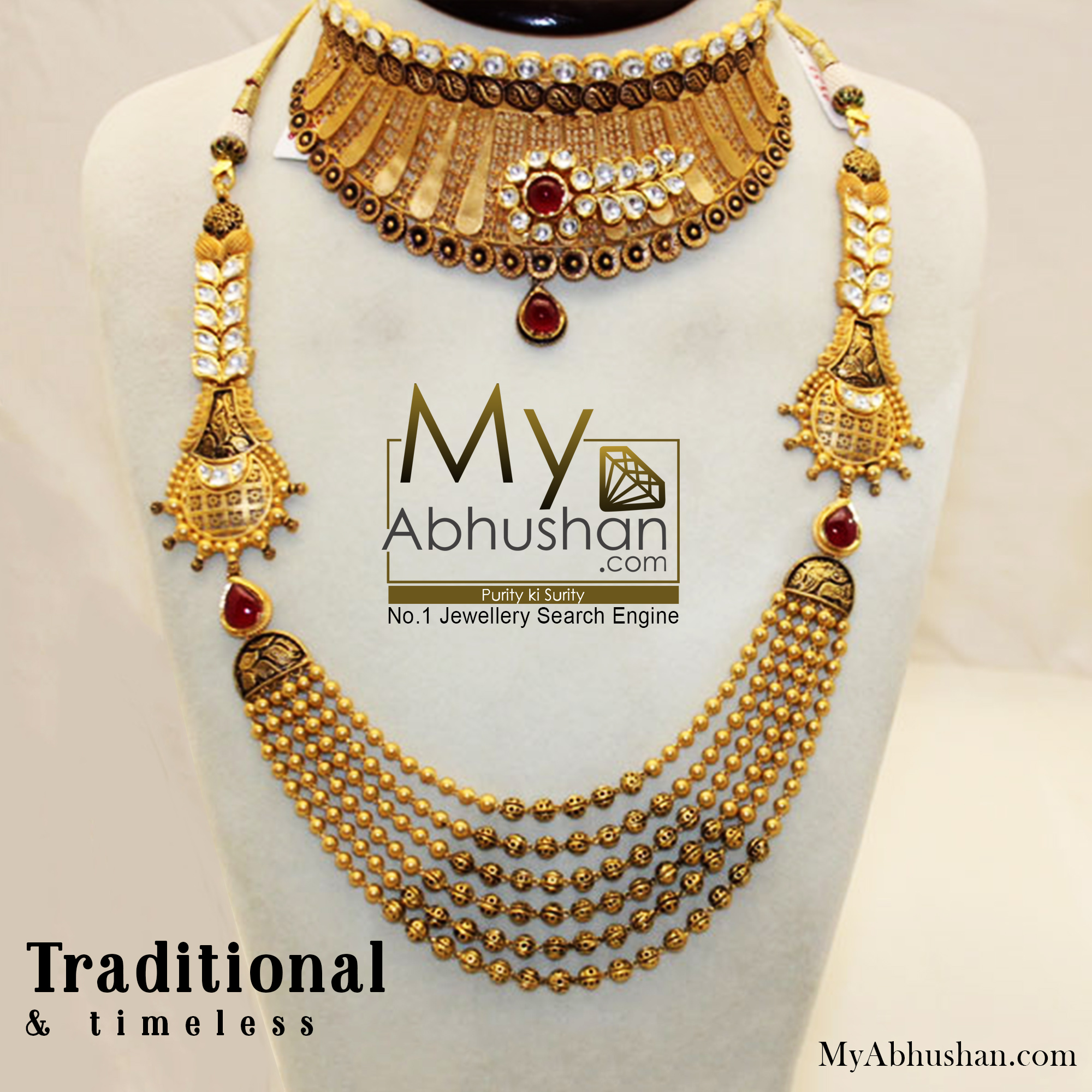 Heavy Indian Bridal Jewellery Heavy Indian Bridal Jewellery